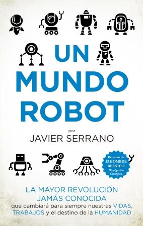 Portada del libro Un mundo robot