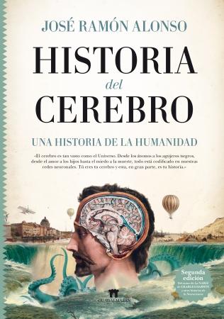 Portada del libro Historia del cerebro