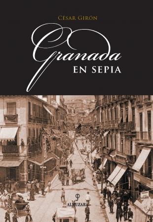 Portada del libro Granada en sepia