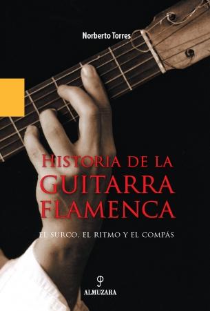 Portada del libro Historia de la guitarra flamenca