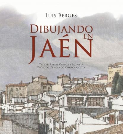 Portada del libro Dibujando en Jaén