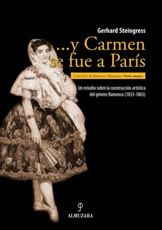 Portada del libro ...y Carmen se fue a París