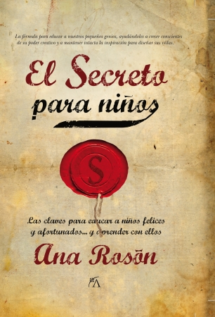 Portada del libro El secreto para niños