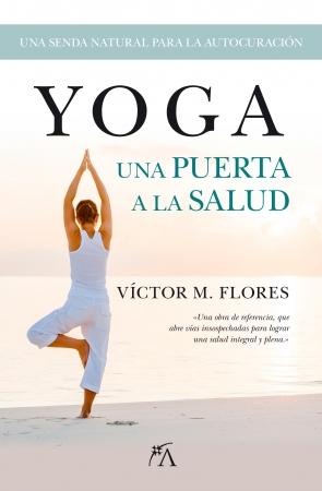 Portada del libro Yoga, una puerta a la salud
