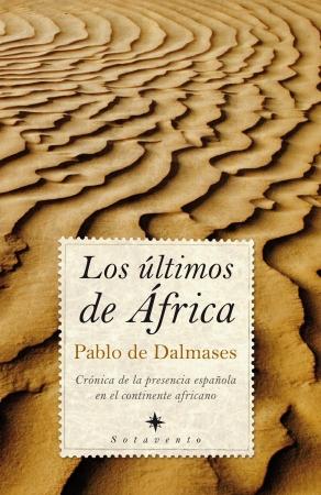 Portada del libro Los últimos de África
