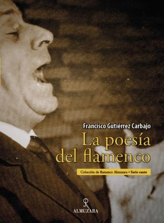 Portada del libro La poesía del flamenco