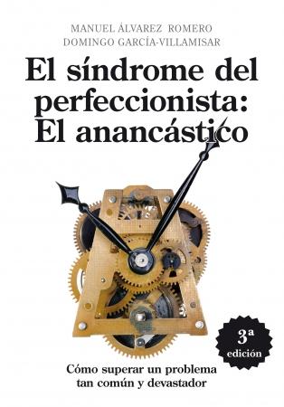 Portada del libro El Síndrome del perfeccionista: el anancástico