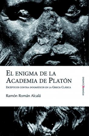 Portada del libro El enigma de la Academia de Platón