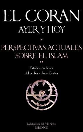 Portada del libro El Corán ayer y hoy