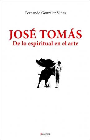 Portada del libro José Tomás. De lo espiritual en el arte