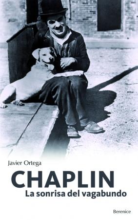 Portada del libro Chaplin. La sonrisa del vagabundo
