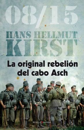Portada del libro La original rebelión del cabo Asch