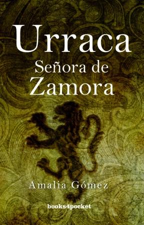 Portada del libro Urraca. Señora de Zamora