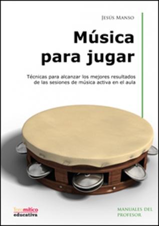 Portada del libro Música para jugar
