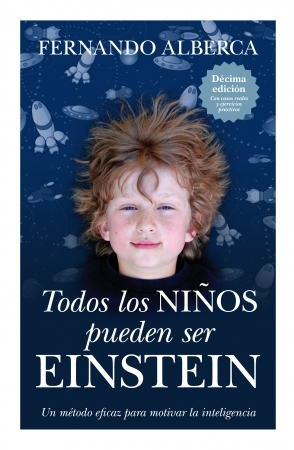 Portada del libro Todos los niños pueden ser Einstein