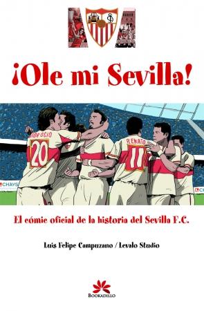 Portada del libro Ole mi Sevilla