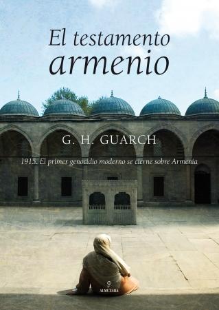 Portada del libro El testamento armenio