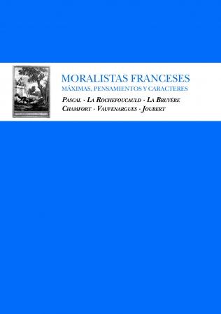 Portada del libro Moralistas franceses