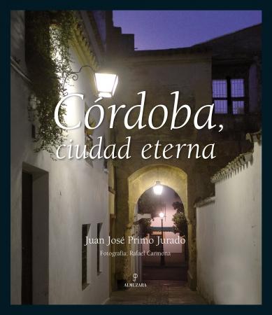 Portada del libro Córdoba, ciudad eterna
