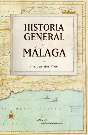 Portada del libro Historia general de Málaga