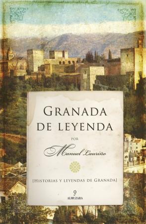 Portada del libro Granada de Leyenda