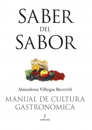 Portada del libro Manual de cultura gastronómica
